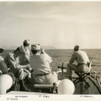 Album 3 loose image 1. Walter Tadao Oka photographs