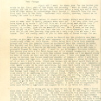 Letter from Joseph C. Bothwell to Technical Sargent Jerry J. Katayama, May 25, 1946