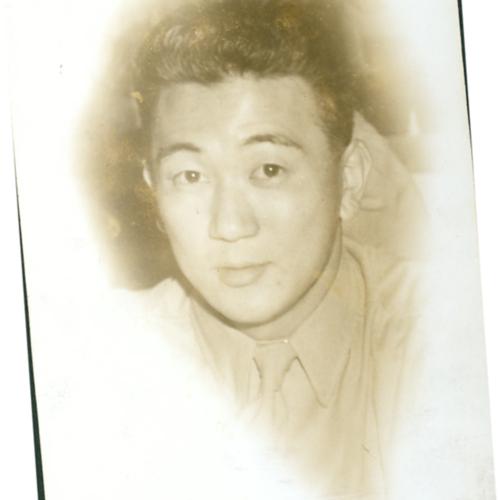 George Fujimori Portrait