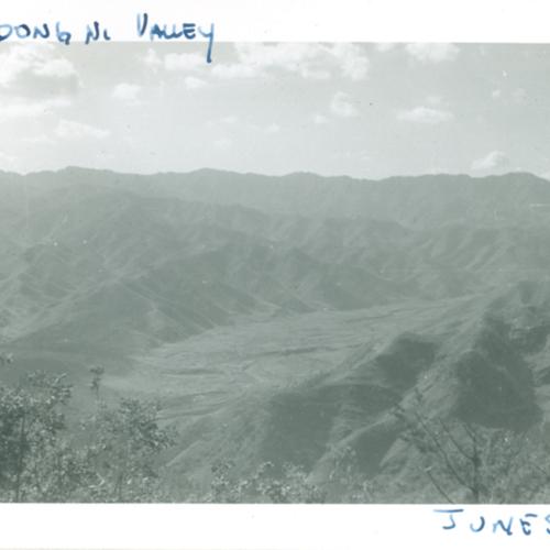 Mundung-ni Valley