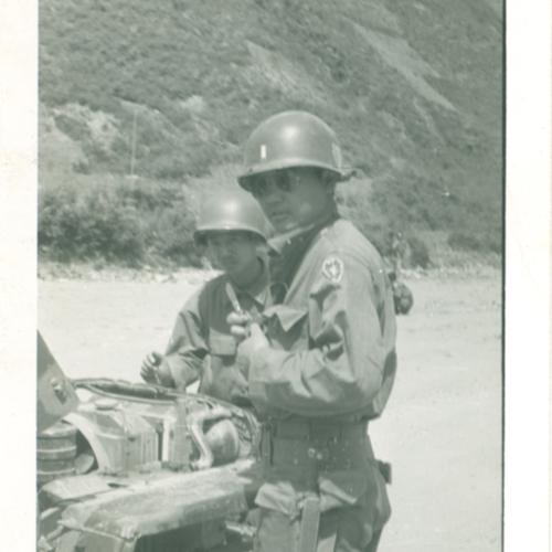 Soldier's best friend = jeep