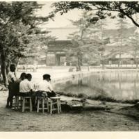 Album 3 loose image 2. Walter Tadao Oka photographs