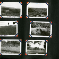 Album 3 Page 33. Walter Tadao Oka photographs