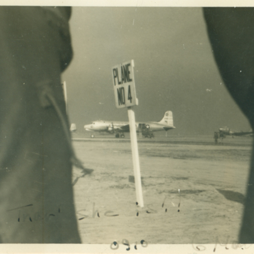 Plane no. 4