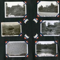 Album 3 Page 12. Walter Tadao Oka photographs