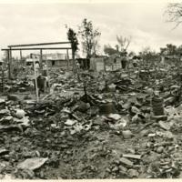 Album 3 loose image 16. Walter Tadao Oka photographs