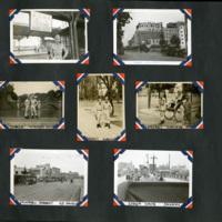 Album 3 Page 8. Walter Tadao Oka photographs