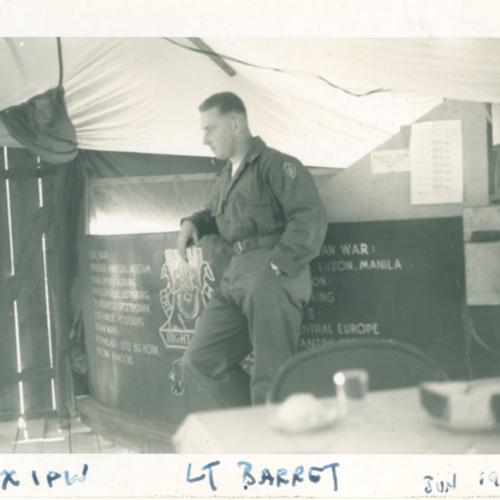 Lt. Barret