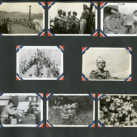 Album 3 Page 72. Walter Tadao Oka photographs