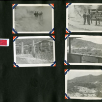 Album 3 Page 84. Walter Tadao Oka photographs