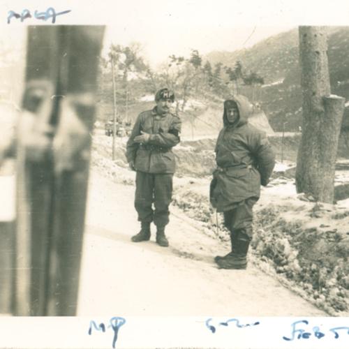 Turkish officers
