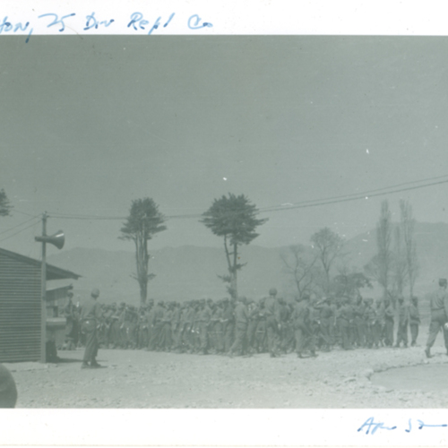 25th Division Troops