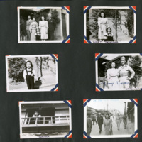 Album 3 Page 14. Walter Tadao Oka photographs