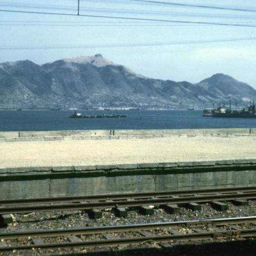 Seaside railroad