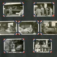 Album 3 Page 74. Walter Tadao Oka photographs