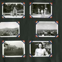 Album 3 Page 13. Walter Tadao Oka photographs