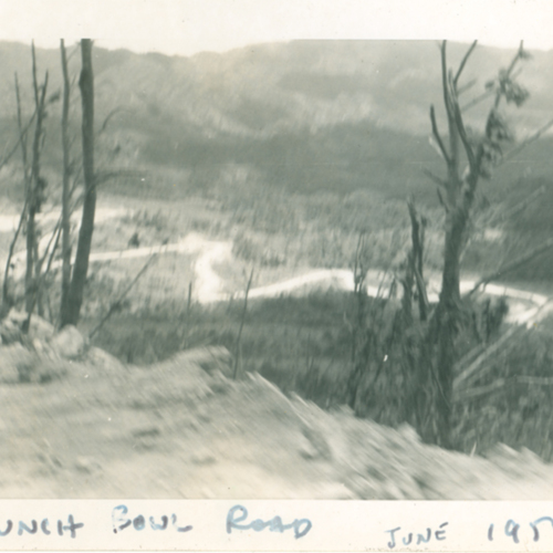 Punch Bowl Road