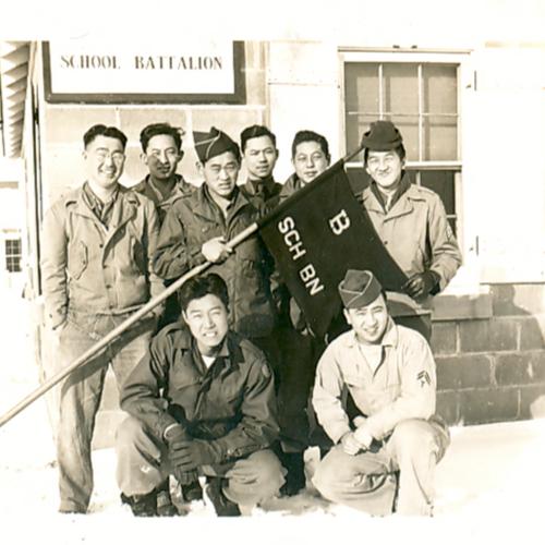 B School Battalion