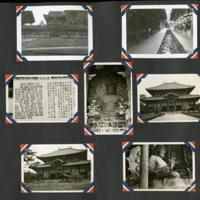 Album 3 Page 36. Walter Tadao Oka photographs