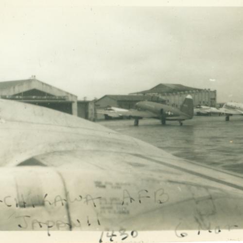 Tachikawa Air Force Base