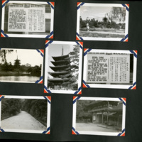 Album 3 Page 35. Walter Tadao Oka photographs