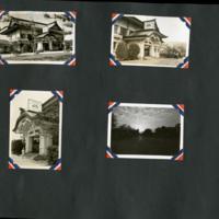 Album 3 Page 19. Walter Tadao Oka photographs
